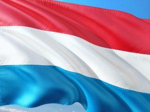 Die Flagge des Landes Luxemburg, was gilt es bei der Scheidung zu beachten?