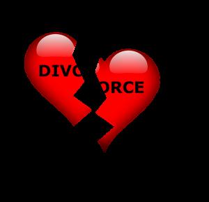 """Kindesunterhalt wird nach der Scheidung, auf Englisch """"Divorce"""" gezahlt."""