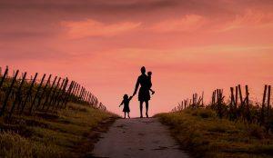 Geschieden mit Kindern, worauf man achten sollte bei der Scheidung mit gemeinsamen Kindern bezüglich Sorgerecht, Umgangsrecht und Unterhalt.