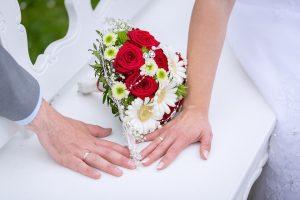 Die Jährung von Hochzeiten wird gesondert gefeiert.