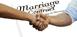 Ehevertrag im Todesfall